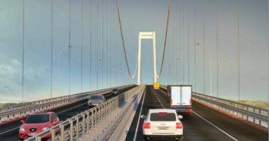 Lista și sumele pentru expropierea terenurilor aferente podului de la Brăila