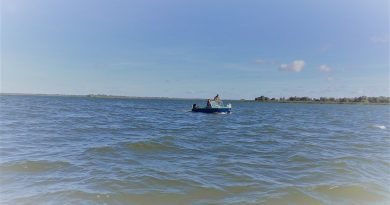 Liga Română de Spinning vrea să închidă lacurile Isac și Uzlina