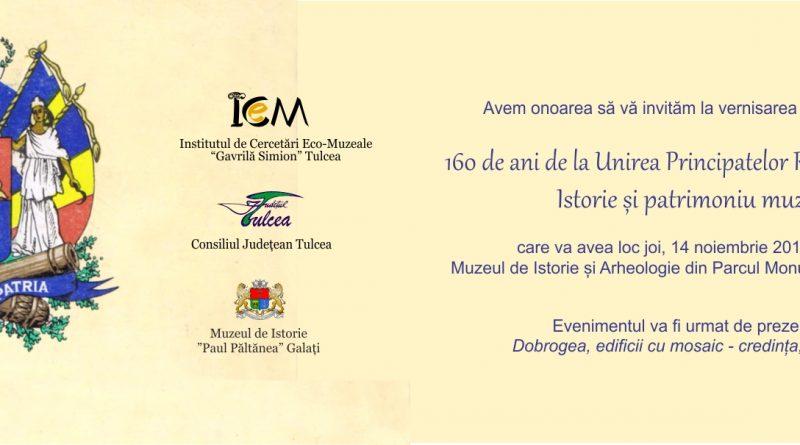 Manifestări de 14 Noiembrie la ICEM Tulcea