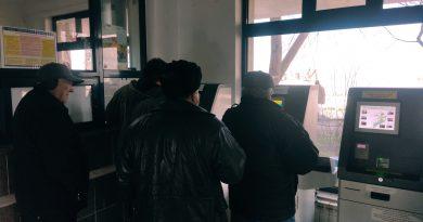 Coadă la permisele de pescuit și acces în Deltă