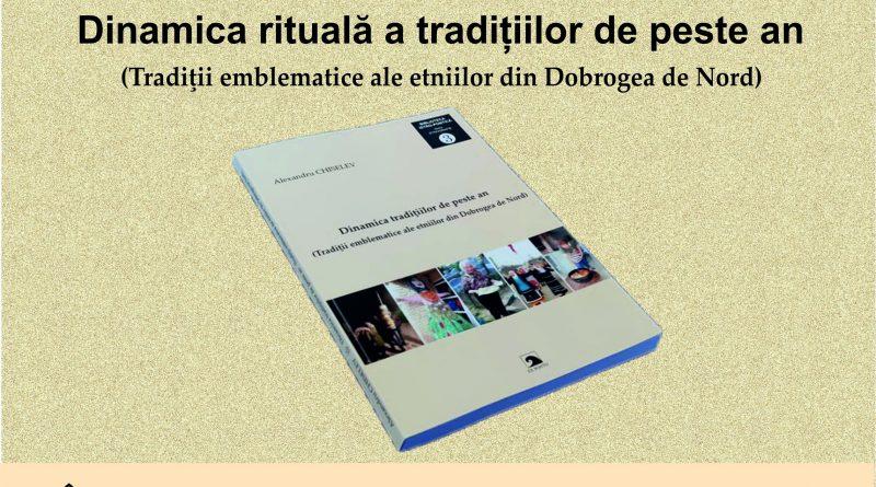 Lansare de carte: Dinamica rituală a tradițiilor de peste an