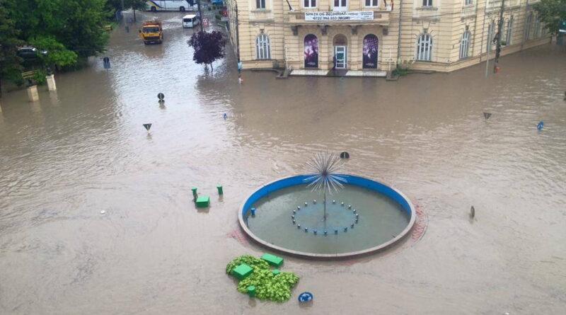 Vreme rea la Tulcea în următoarele două zile
