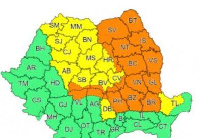 Zile de foc în județul Tulcea