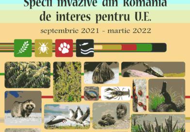 """ICEM Tulcea anunță deschiderea expoziției """"Specii invazive din România, de interes pentru U.E"""""""
